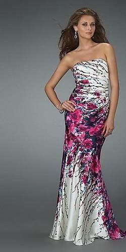 Фото платья годе
