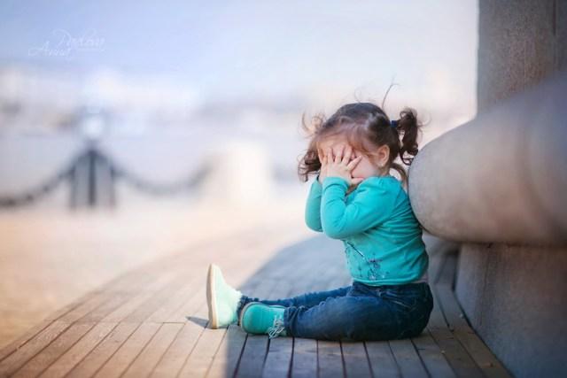 Детский фотограф - кудесник, останавливающий время