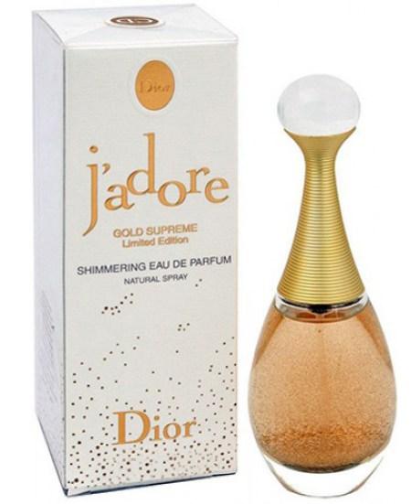 Сhristian Dior Jadore Gold Supreme