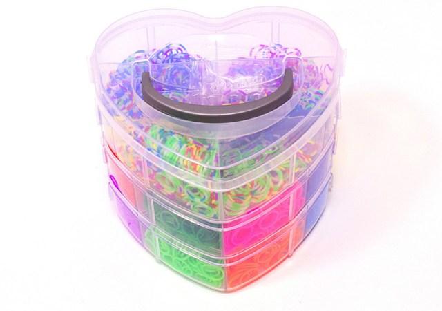 Резинки Rainbow loom bands: оригинал или подделка?