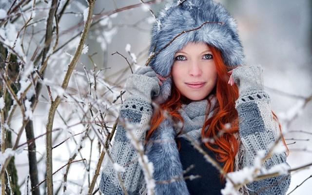 Меховая модная шапка – фото новинки сезона