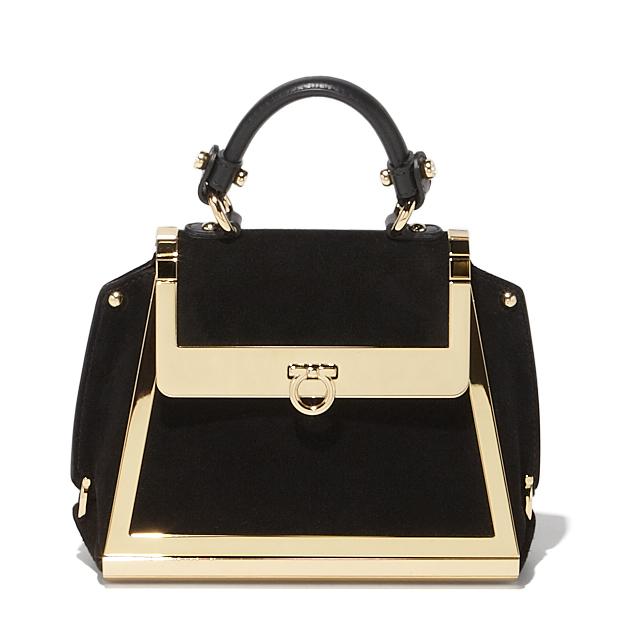 Изящная модная женская сумка – коллекция Salvatore Ferragamo