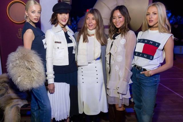 Shea Marie, Aimee Song, Nina Garcia, Chriselle Lim, Caroline Vreeland