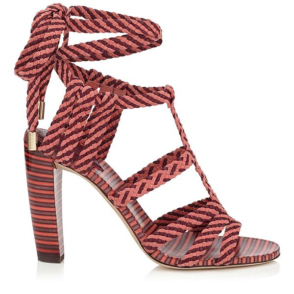 Переплетение роскоши, стили и невероятной женственности в коллекции туфель Jimmy Choo