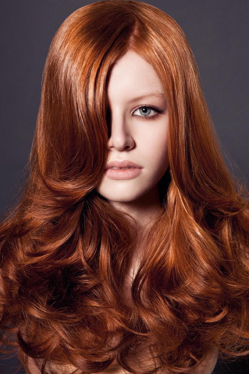 Светло рыжие волосы 2016