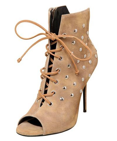 Модные туфли-ботильоны Giuseppe Zanotti - фото новинки и тренды сезона