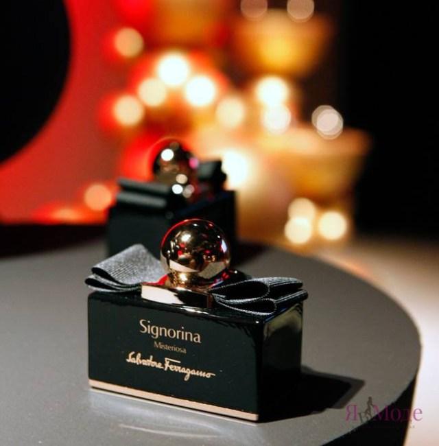 Signorina Misteriosa - новый парфюм от Salvatore Ferragamo