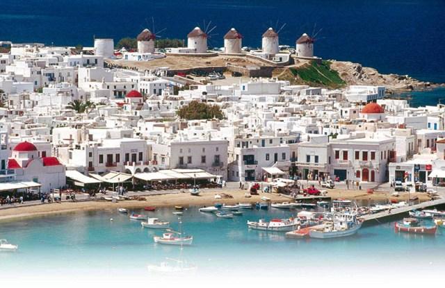 Греция. Страна, пользующаяся большим спросом в летний период