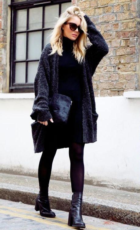 Модное пальто оверсайз – фото новинка весны 2016