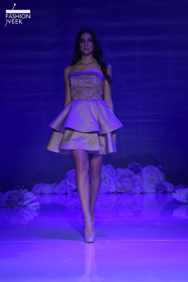 Роскошная коллекция by Alena Dementeva на Неделе моды в Санкт-Петербурге