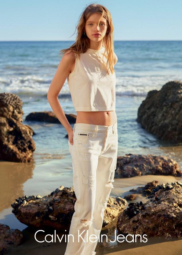 Calvin Klein объявил о запуске капсульной коллекции Calvin Klein Jeans Limited Edition
