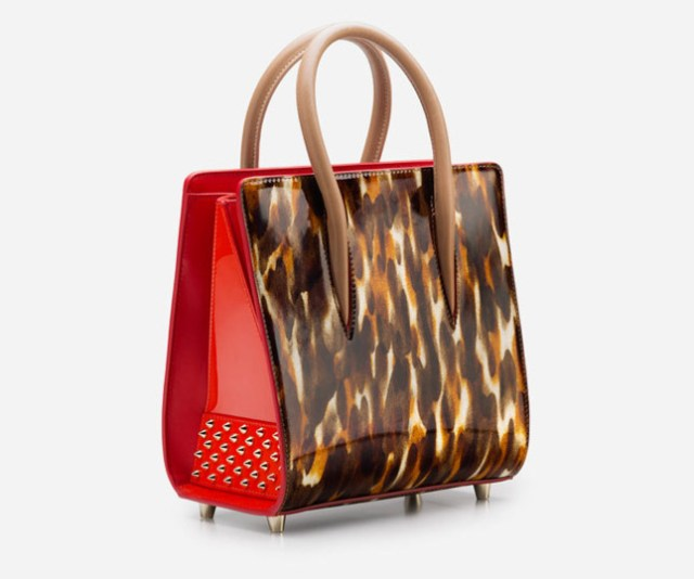 Новая коллекция сумок от Кристиан Лабутен.