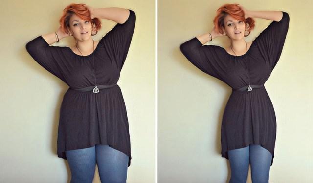 Раздражающая фраза, которые слышат девушки plus size - «Если бы ты похудела, ты бы выглядела гораздо лучше».