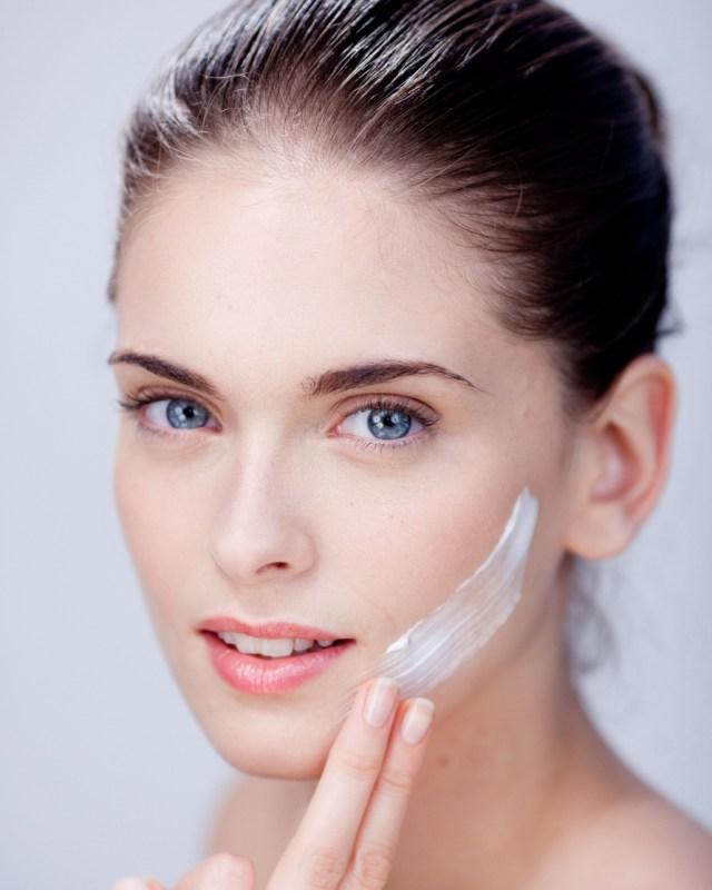 Антивозрастного крема для лица.