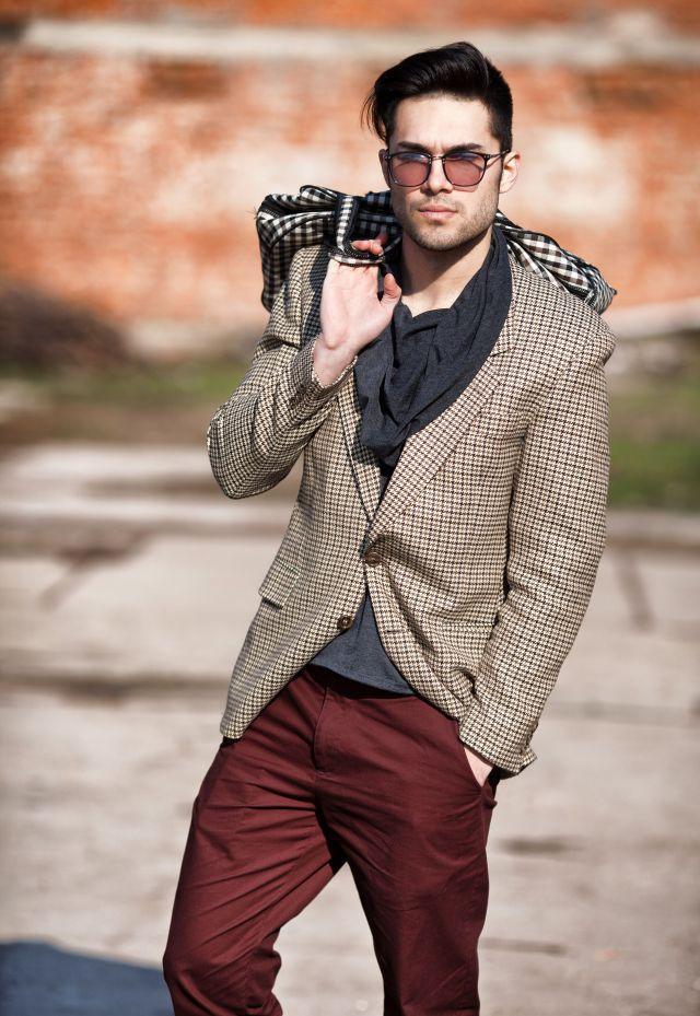На фото: ошибки мужского гардероба.