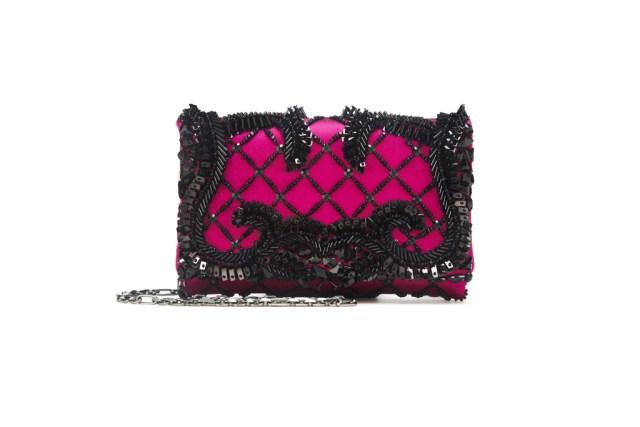 Вечерние сумки: модные тренды сезона из коллекции Oscar-de-la-renta.