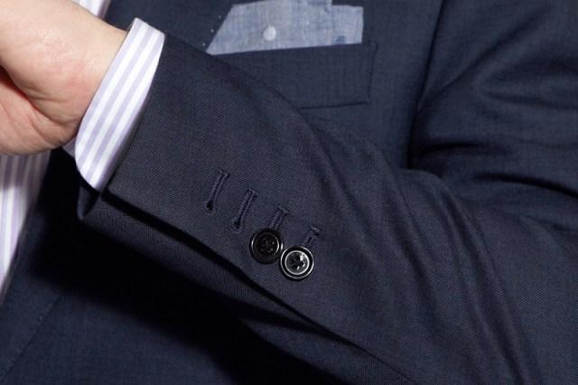 Манжеты пиджака