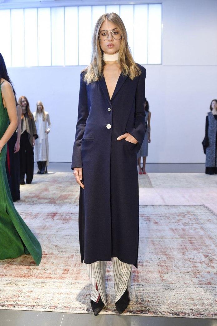 Длинное пальто: с чем носить?