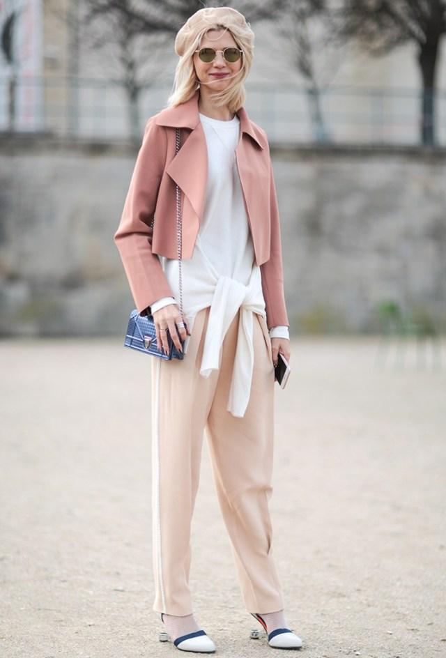 Пастельно-розовый - самый модный оттенок 2017 года