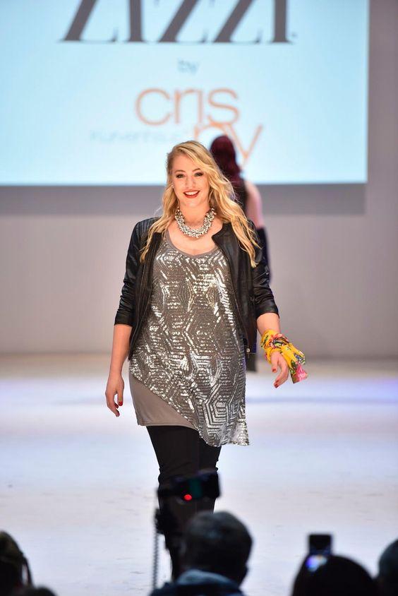 Модное блестящее платье 2017 для полных - фото обзор.