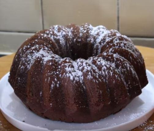 Çikolatalı Kek Yapımı