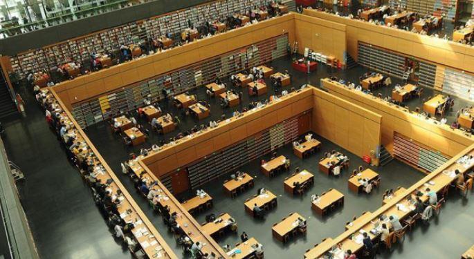 Dünyanın Büyük Kütüphaneleri
