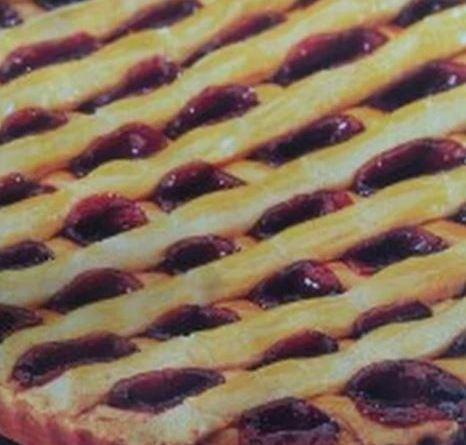 Vişne Marmelatlı Tart tarifi