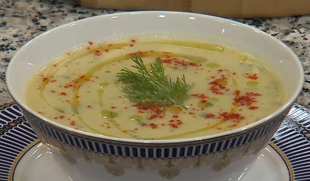 Fındıklı Kabak Çorbası yapımı