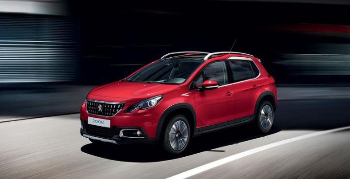Yeni Peugeot 2008 Suv