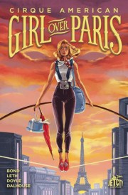 Girl Over Paris by Gwenda Bond