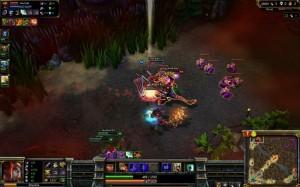 Gameplay screenshot by: Yawhann Chong