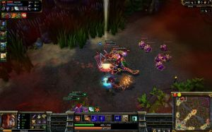Gameplay screenshot by: Yawhann Chong