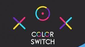 Color Switch لعبة تحتل المرتبة الأولى