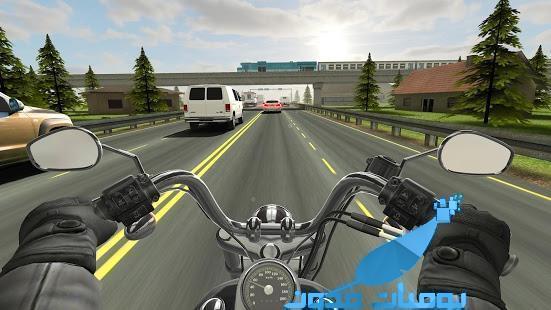 Traffic Racer افضل لعبة سباق دراجات 2016