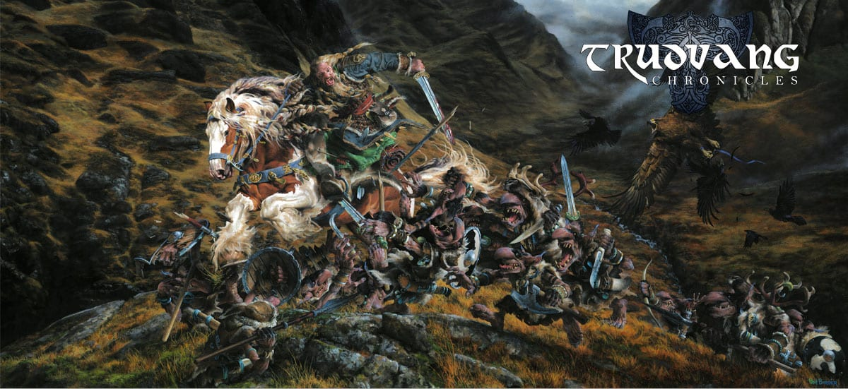Part II: Trudvang Chronicles – System