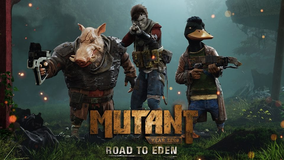 Mutant Year Zero game coming and massive discounts
