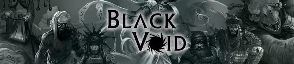 Black Void – A new Danish Fantasy RPG