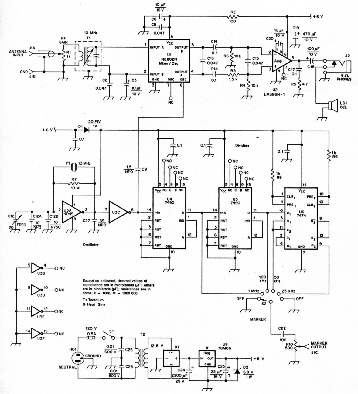 Index Of Ref Library Subjects Circuits Radio
