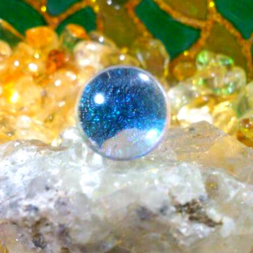 ゴリラグラス社のガラス製ボディピアス