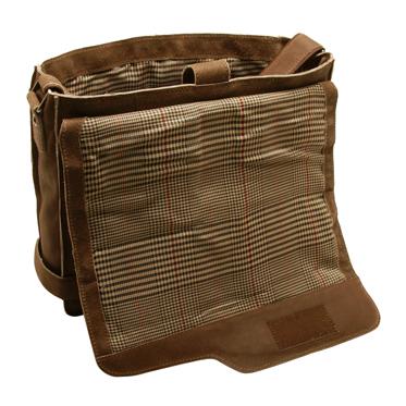 Ashwood – Antique Tan Camden Distressed Cow Vintage Leather Messenger Bag