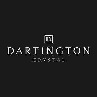 Dartington Crystal – Circle Barware Pair of Small Tumbler Glasses in Gift Box