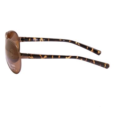 Nike – Brown Alaris Aviator Sunglasses