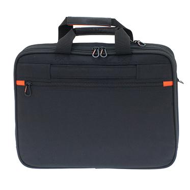 Davidt's – Black Multifunction Laptop Business Bag from The Chase Range