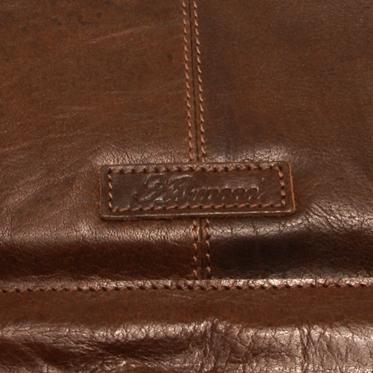Ashwood – Tan Crumble Leather Kingston Messenger Laptop Bag
