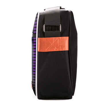 Urban Junk – Fly One Love Messenger Flight Bag
