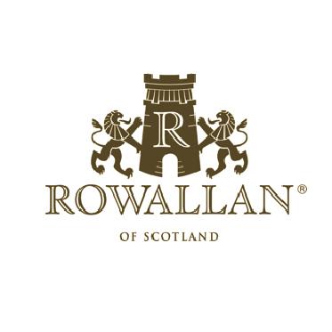 Rowallan – Black Conquest Travel Organiser in Soft Cowhide Grain Leather