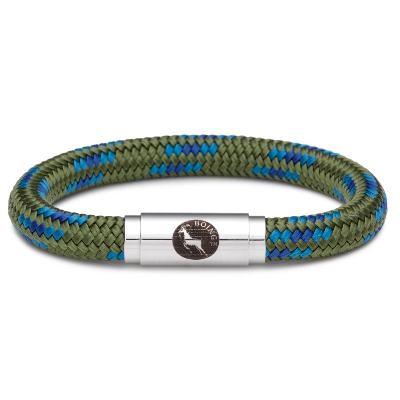 Boing – Middy XLarge Wristband in Peacock