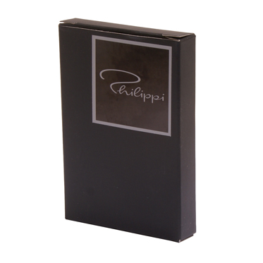 Philippi – Cushion Business Card Holder in Presentation Gift Box