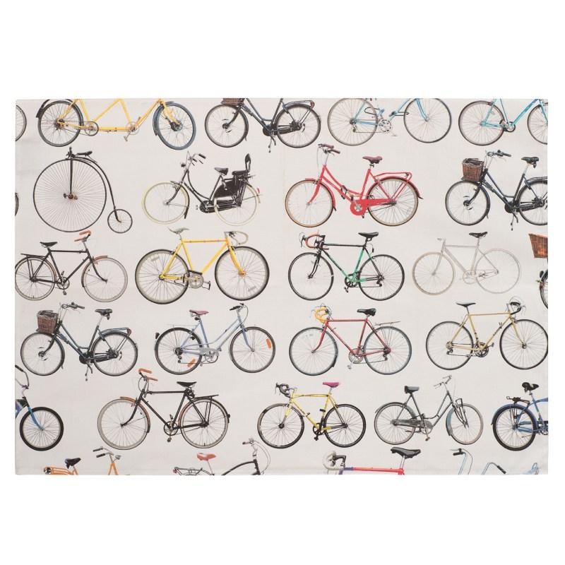 Ella Doran – Bikes of Hackney Tea Towel