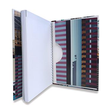 Leslie Gerry – New York Pier 17 Travel Journal/Notebook